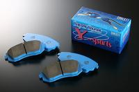 Тормозные колодки Endless Y-Sports EP231 (R236) Subaru Impreza GC8/GF8, GDA, GDB, Nissan Skyline R32/33, BNR32, ECR33, ER34